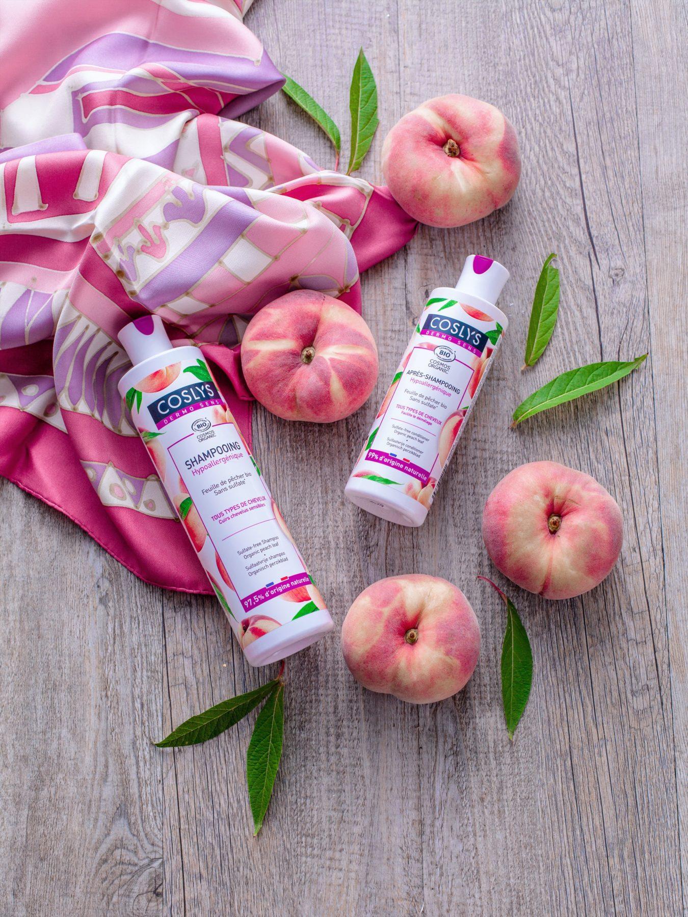 shampoing biohypoallergénique