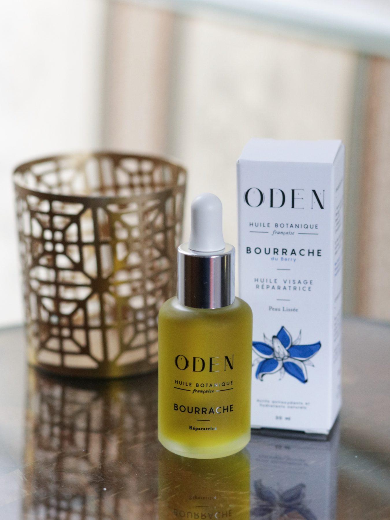 huile végétale de bourrache Oden