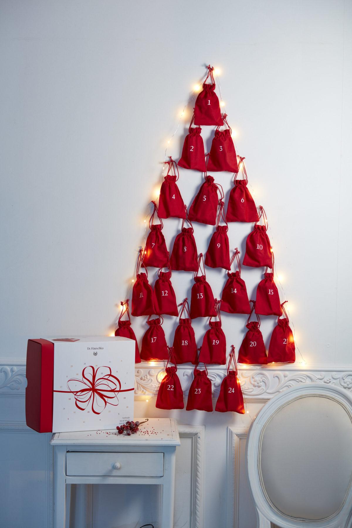 Рождественский календарь Dr Hauschka