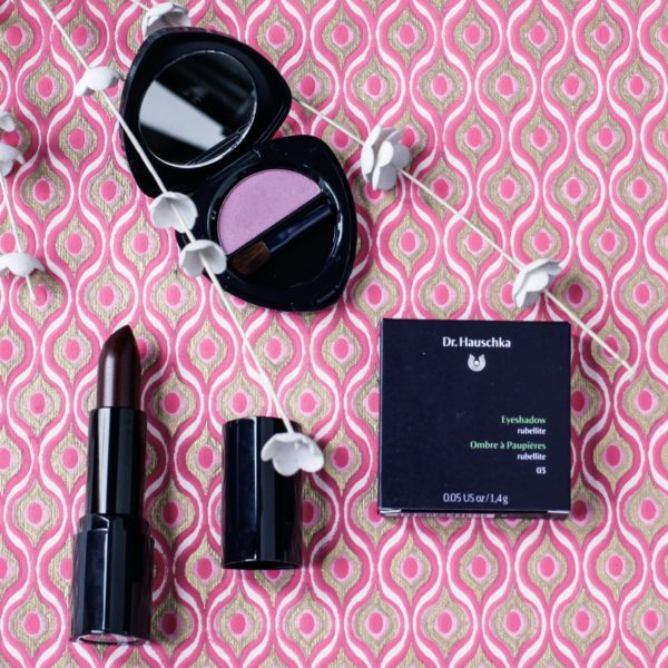 maquillage naturel dr hauschka