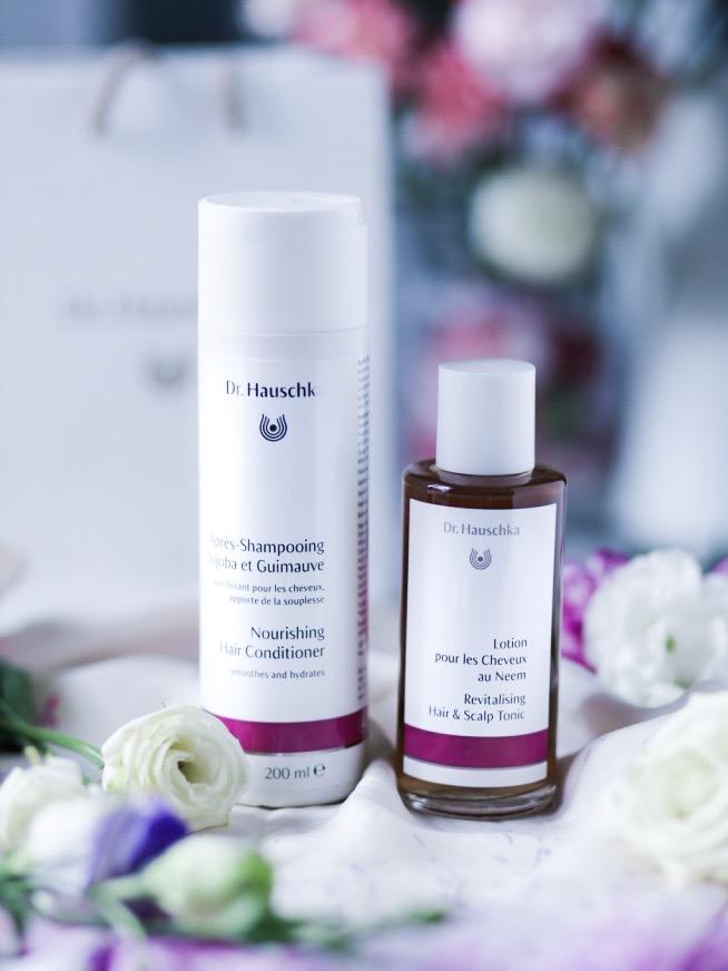 comment prendre soin de cheveux dr hauschka