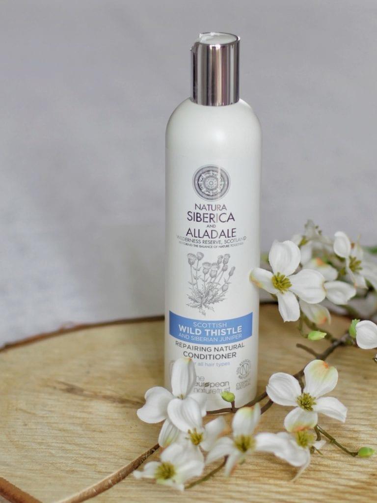 Восстанавливающий и увлажняющий бальзам для волос Alladale