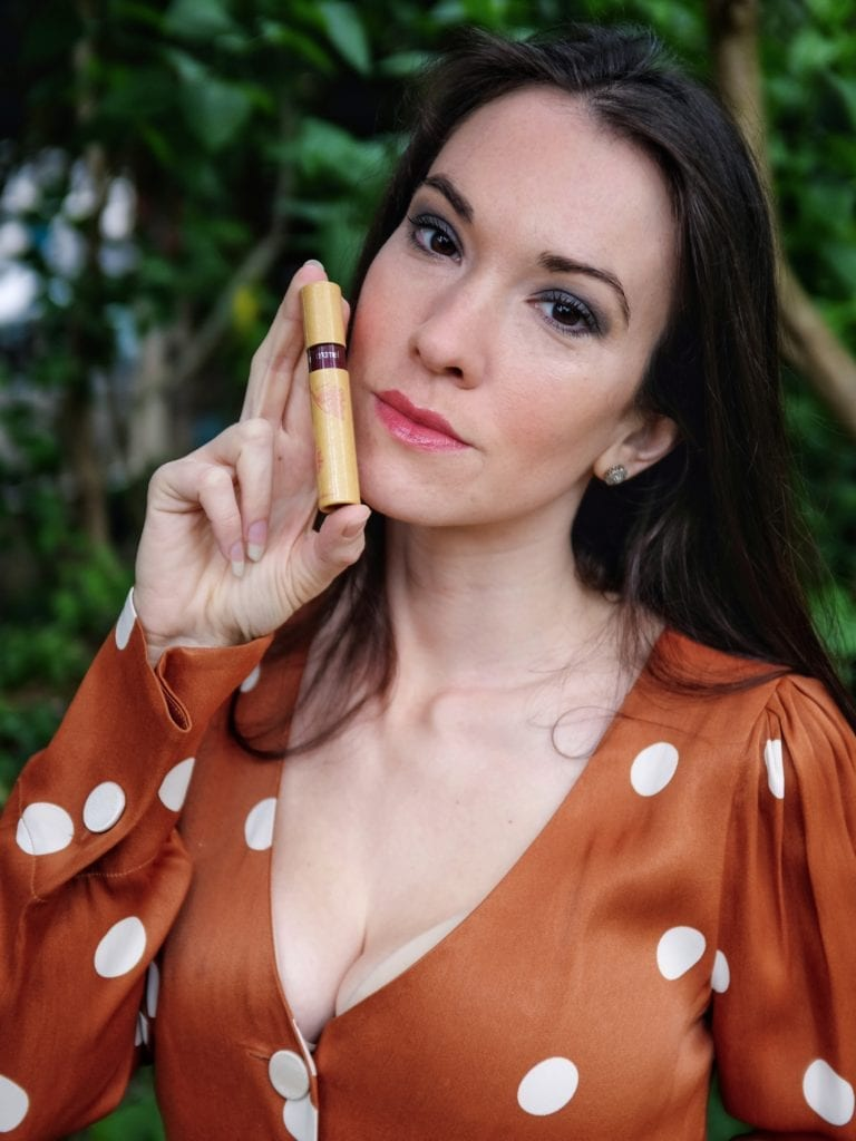 maquillage bio et naturel couleur caramel