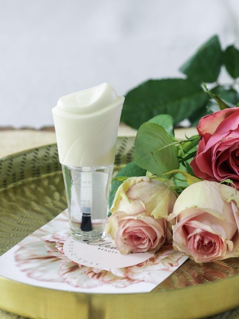base naturelle pour les ongles Green & Top de Clever Beauty