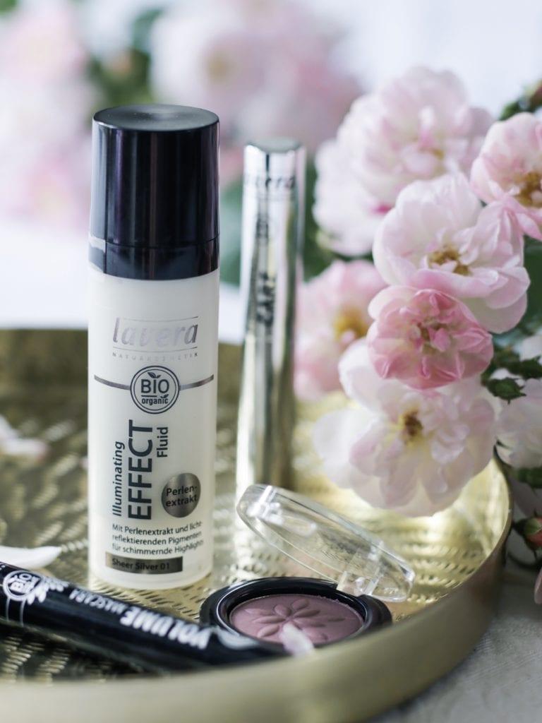 Maquillage naturel Lavera Naturkosmetik fluide illuminateur