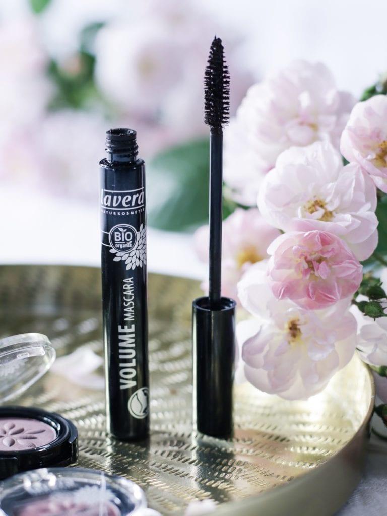 mascara naturel volume Lavera