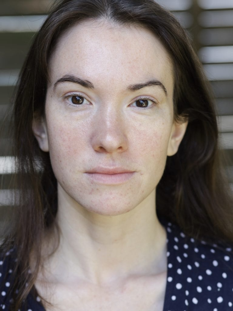 Maquillage naturel Lavera Naturkosmetik visage sans maquillage