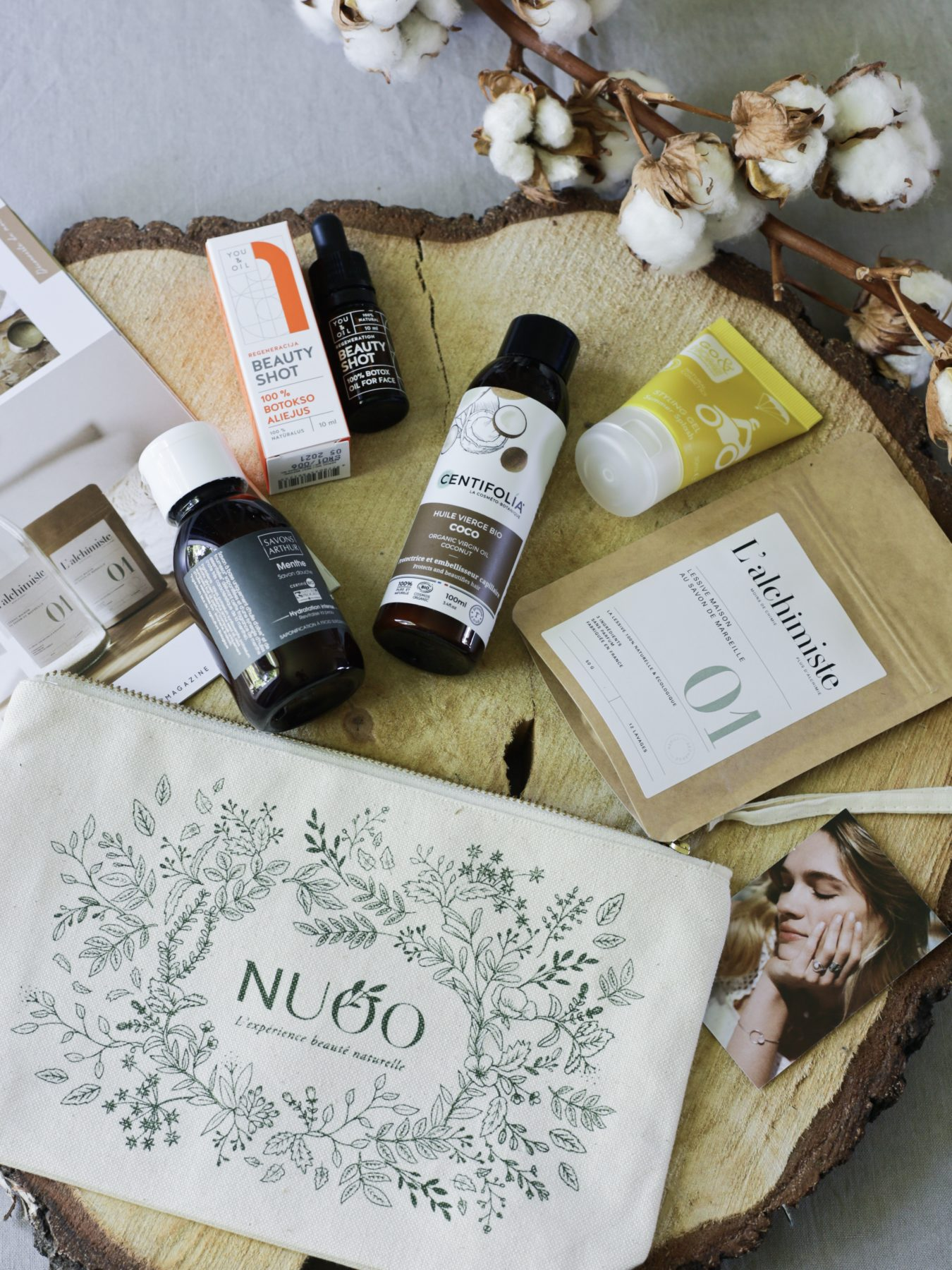 NUOO beauty box