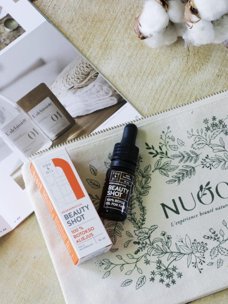 Un shot de beauté 100% botox de la marque You&Oil