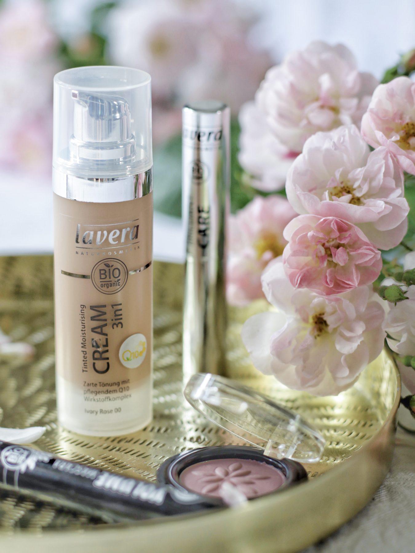 Maquillage naturel Lavera Naturkosmetik