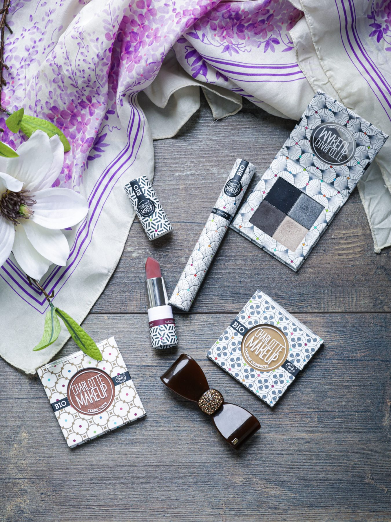maquillage charlotte makeup bio