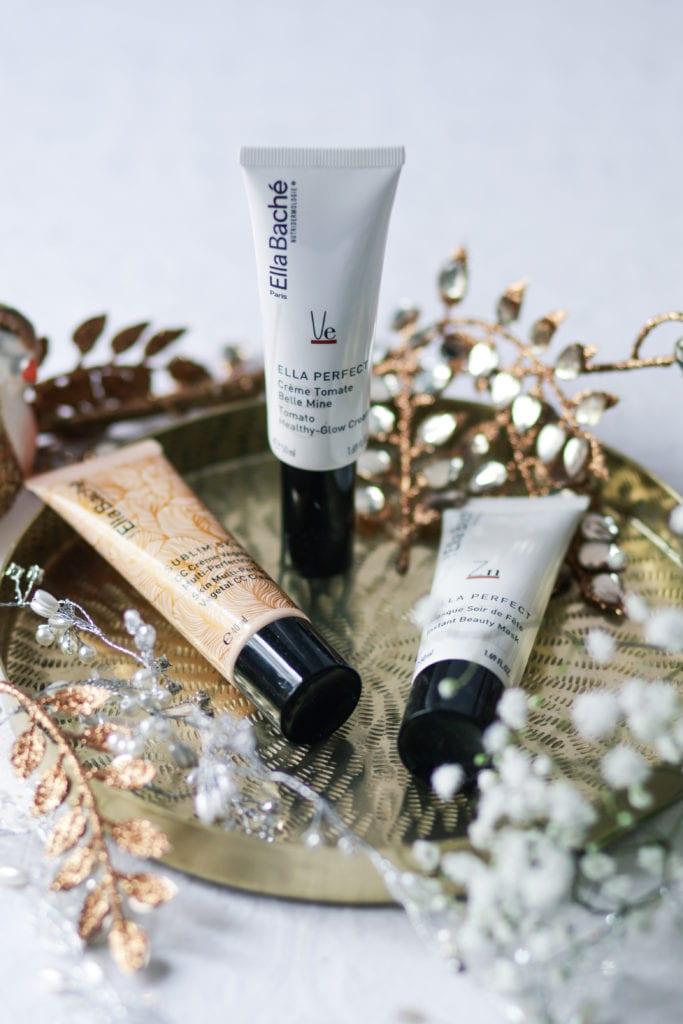 prendre soin de peau lors de fêtes