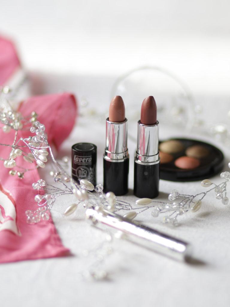 Maquillage Lavera, certifié BIO et naturel