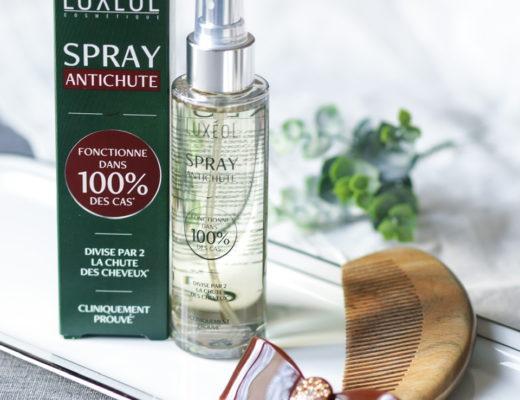 spray antichute de Luxeol
