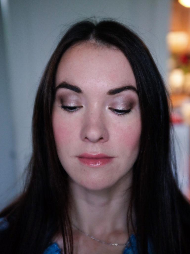 Maquillage réalisé avec les produits Lavera