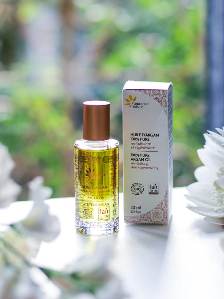 L'huile d'argan Fleurance Nature