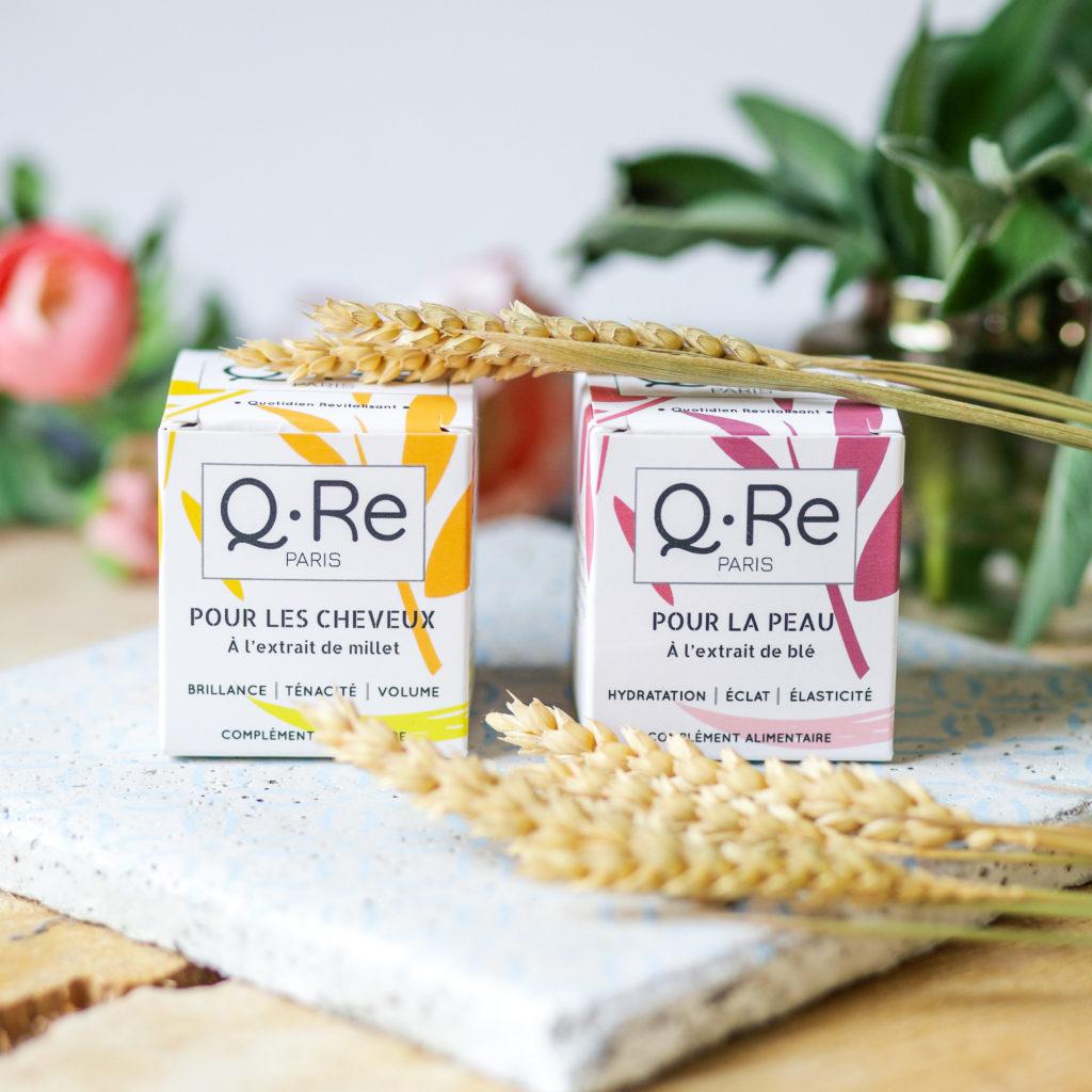 Compléments alimentaires Q.Re