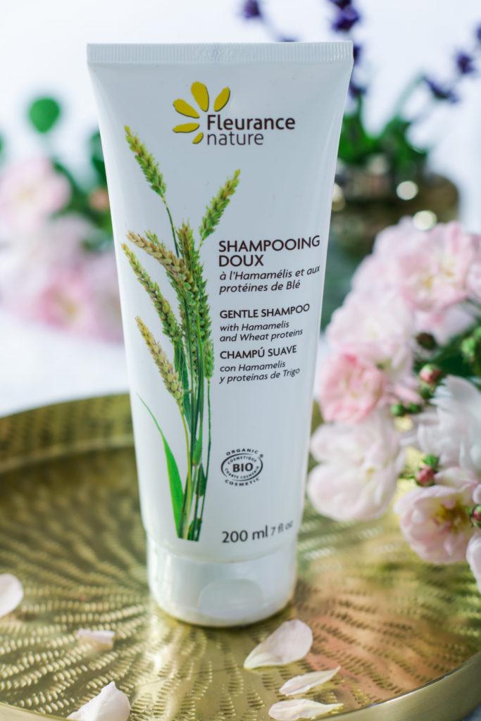 Shampoing doux à l'Hamamelis Fleurance Nature