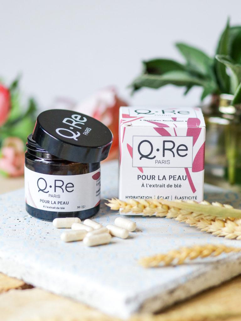 Compléments alimentaires pour la peau Q.Re