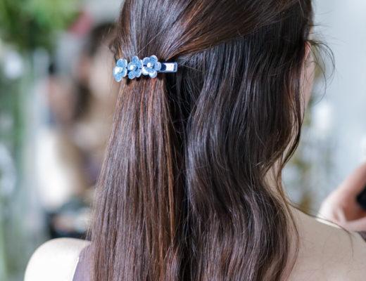 Alexandre de Paris et ses accessoires pour les cheveux