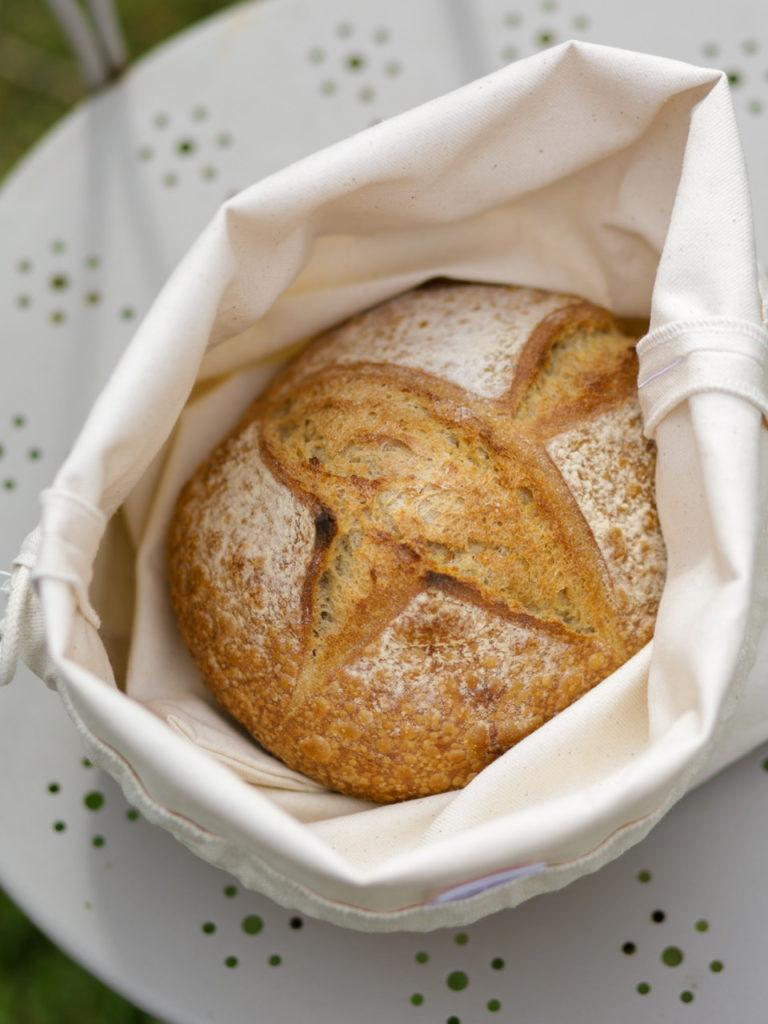 sac à pain rond