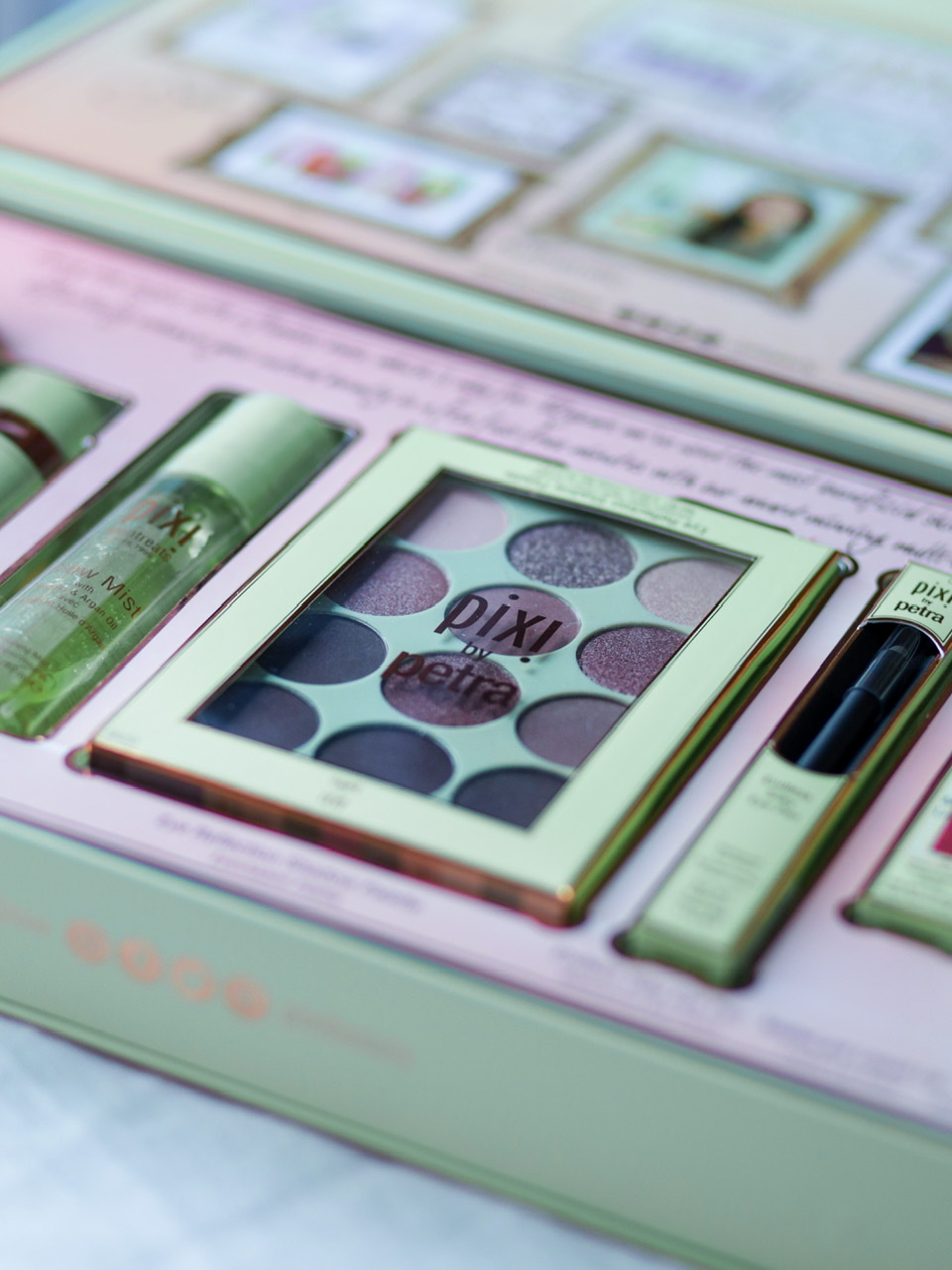 palette maquillage Pixi Beauty