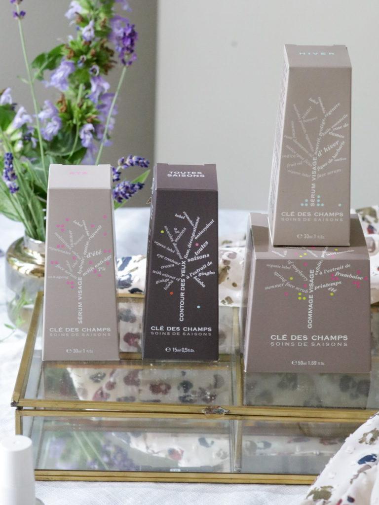 packaging Clé Des Champs