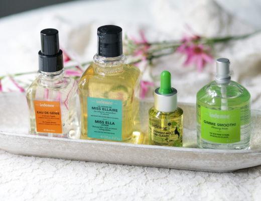 Indemne la cosmétique aux huiles essentielles bio