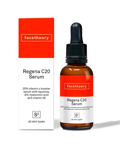 soins à la vitamine C sérum regena C2