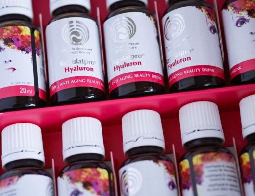 cure pour la peau Regulatpro Hylauron