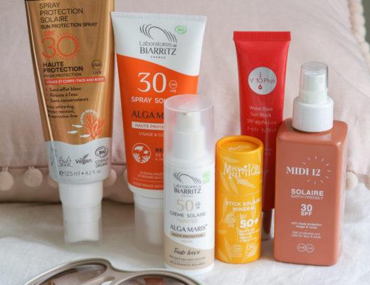 Meilleure crème solaire minérale ou chimique